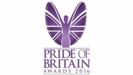 Pride of Britain Fundraiser of the Year 2016