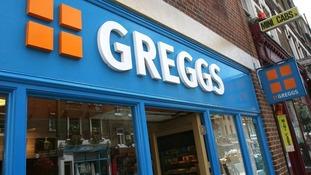 Greggs criticise George Osborne