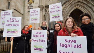Legal aid cuts mean justice only for those who can pay