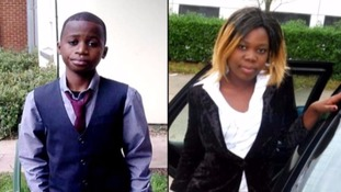 17-year-old Stella Kambi had tried to help 14-year old Bonheur Musungay who had got into difficulty