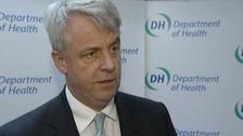 Health Secretary visiting Birmingham hospital