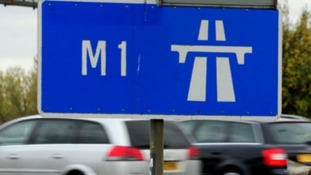 Man dies in M1 Northamptonshire collision