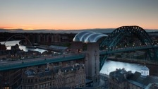 Newcastle and Gateshead has been chosen to host Great Exhibition of the North in Summer 2018