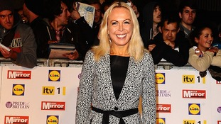 Jayne Torvill at the 2012 Pride of Britain awards at Grosvenor House, London.