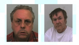 Men sentenced for sex offences against girls in the 80's