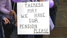 Pressure mounts on government over changes to state pension age