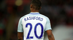 United star Rashford says getting kicked is helping 'toughen' him up