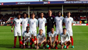 Luton Town keeper Walton keeps clean sheet on England Under-21s debut