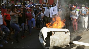 South Africa's student revolt has morphed into wider yell of rage against inequality