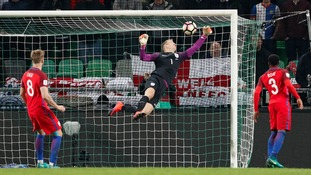 2018 World Cup qualifier match report: Slovenia 0-0 England