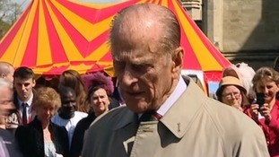 The Duke of Edinburgh will receive an Honorary Doctorate from Plymouth University.