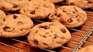 Children hospitalised after eating cookies from stranger