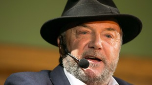 George Galloway is called 'George Galloway MP' on Facebook