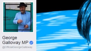 Galloway lost his seat in March 2015