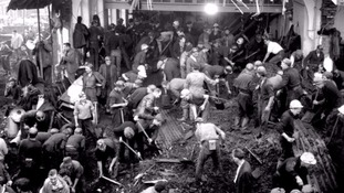 Minute's silence to remember 50 years since Aberfan disaster