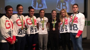 Recognition for Rio2016 medallists