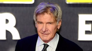 Star Wars production company fined £1.6 million for injuring Harrison Ford