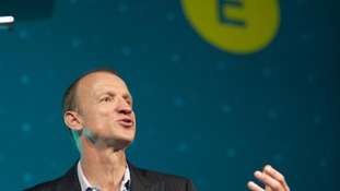 CEO of EE, Olaf Swantee