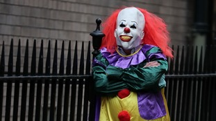 School writes to parents after 'creepy clown' sighting