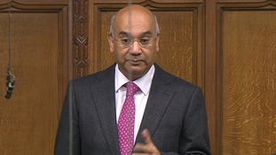 Keith Vaz addressed the House of Commons on Thursday.