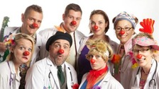 Clown Doctors.