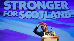SNP to publish second independence referendum bill next week, Sturgeon says