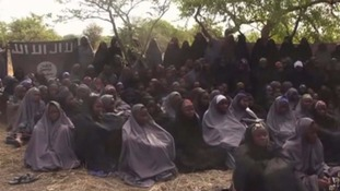 Nigeria confirms release of 21 Chibok girls from Boko Haram