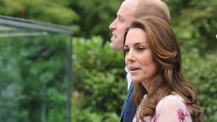 Duke and Duchess of Cambridge will visit Manchester today