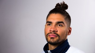 Louis Smith says he's sorry for his actions.