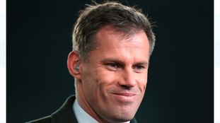 Soccer star Carra puts his boots back on to help the hungry
