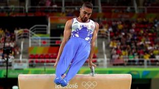 Smith won silver at the Rio Olympics.