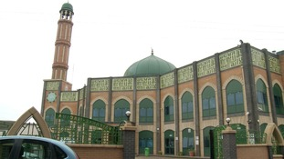 Smith has been invited to visit his local mosque.