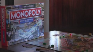 The Bard is on the Board! Shakespeare's hometown gets very own Monopoly board