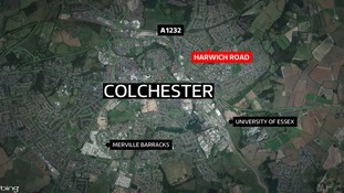 The attack happened in Colchester.