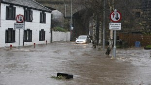 Flood sirens tested across Calder Valley
