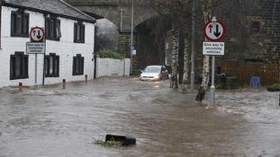 Flood sirens tested across Calder Valley