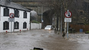 The Calder Valley was one of the worst hit by the Boxing Day floods
