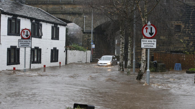 Flood sirens tested across Calder Valley | Calendar - ITV News