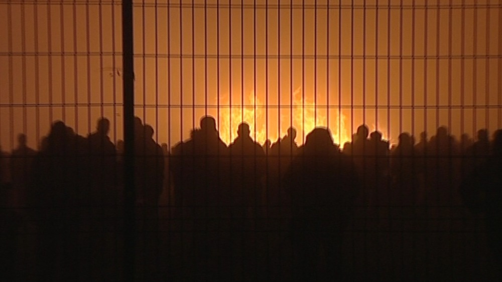 Bonfire Night How To Stay Safe Border Itv News