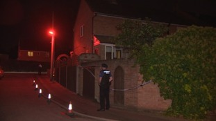 Two young children who have been seriously hurt in a dog attack in Colchester remain in hospital this morning.