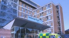 Peterborough City Hospital has been given £46m by the government to help with its daily running costs.