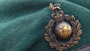 Royal Marine reservist facing 'considerable' jail sentence after admitting firearms offences