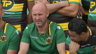 Alex King has left Northampton Saints.
