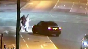 Man jailed for 6 years after 'mowing down' pedestrians
