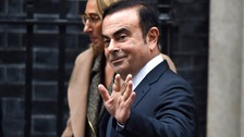 Nissan CEO Carlos Ghosn