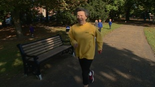 88-year-old marathon runner raises thousands for charity