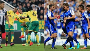 Norwich City and Ipswich Town are back in action.