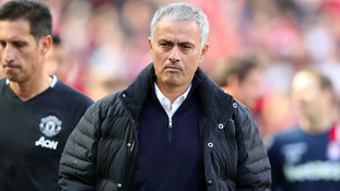 Mourinho calls for calm ahead of Liverpool v Man United