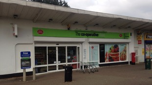 Co-operative store on Seventh Avenue in Tuffley, Gloucester