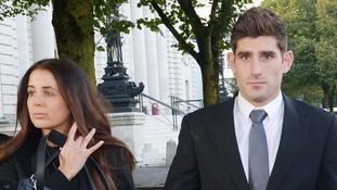 Timeline of rape allegations against Ched Evans